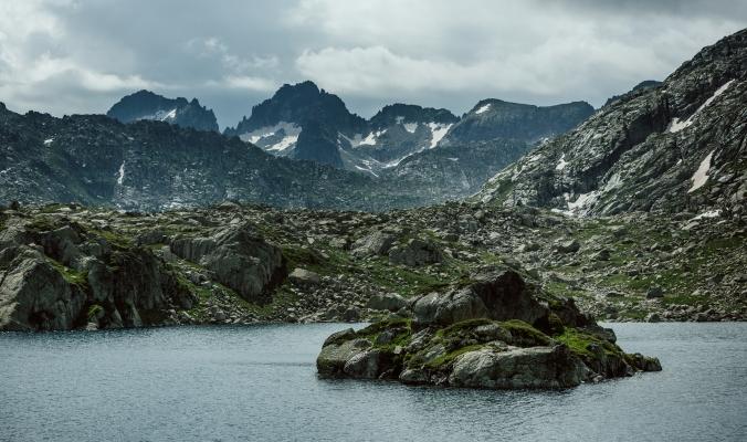 Pyreneje (foto: Jordi Saragossa)