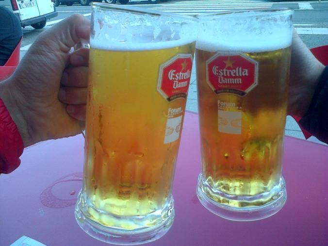 Nedělní pivo