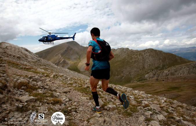 Náhorní plošina a 10km seběhu (foto: Jordi Canyameres)