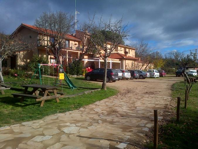 Ubytování - Casa Rural