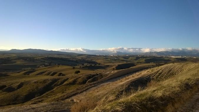 Páteční odpoledne na kole... Sierra de Guadarrama