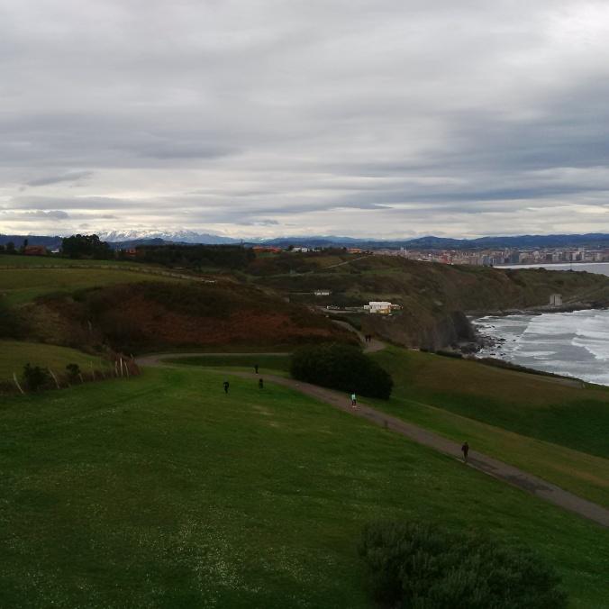 Asturias - od moře do hor