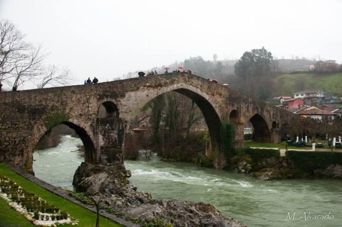 Přes most