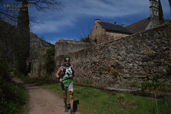 Bandolero Ricardo Richy - klášter las Batuecas