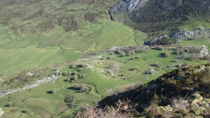 Zelená je barva Asturias