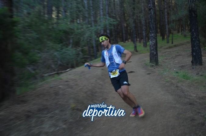 Příběh na El Pilar, pozice vemínka v ruce (foto: Marcha Deportiva)