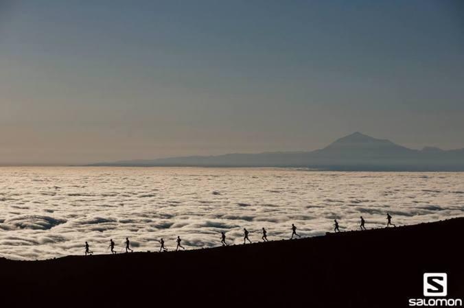 Méně mraků více nebe (Foto: Jordi Saragossa)