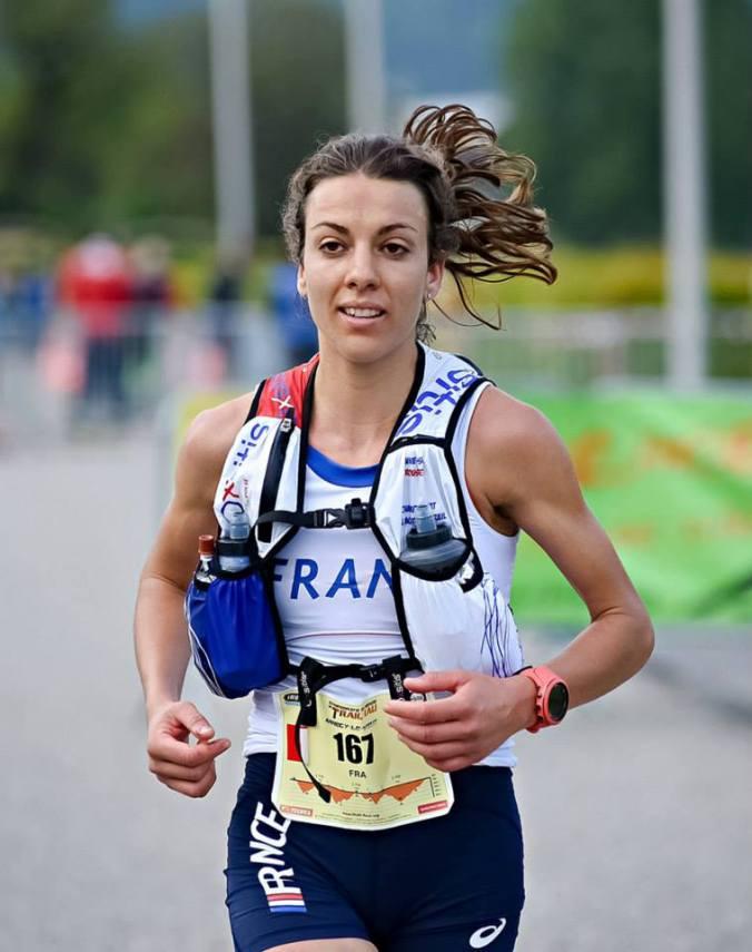Anne-Lise ROUSSET - s tou jsem závodil, celkově 4. žena