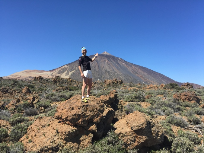 Aklimatizace na Tenerife