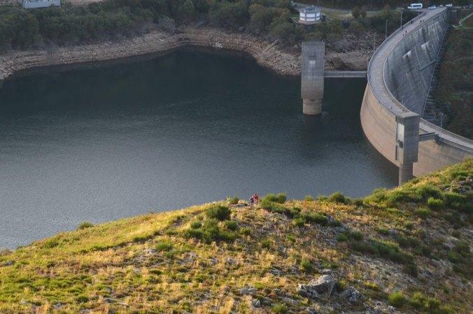 Od přehrady nahoru
